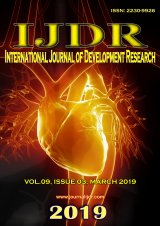 Welcome to International Journal of Development Research (IJDR