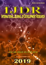 Welcome to International Journal of Development Research
